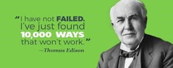 Failures Quote