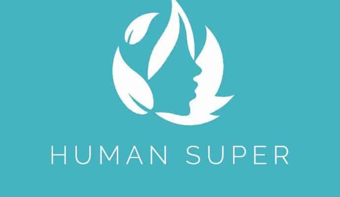 Human Super Logo