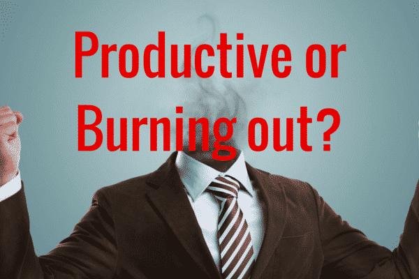 Productivity Header
