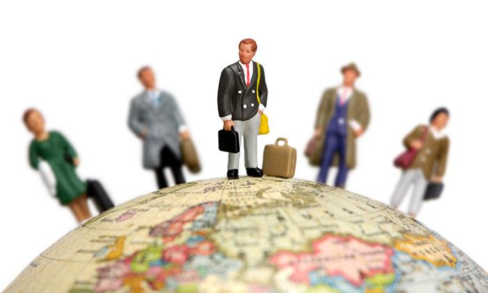 how to secure a job overseas