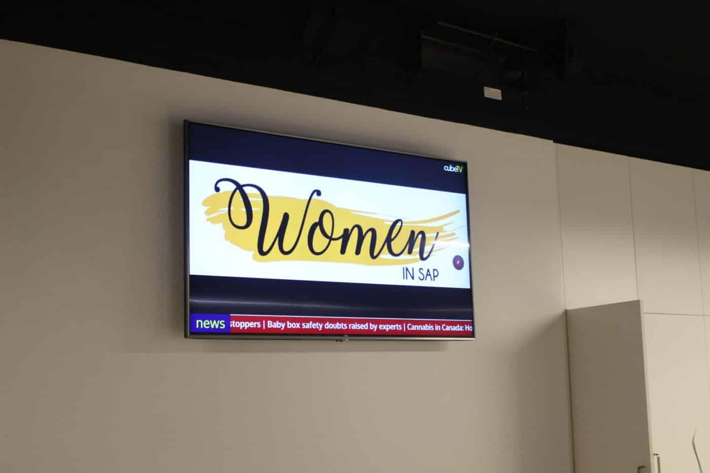 Women in SAP